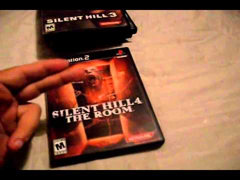 CVG - Coleccion Silent Hill - Playstation