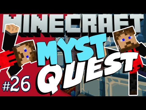 Minecraft: Myst Quest #26 - Two For One (yogscast Complete Mod Pack) video