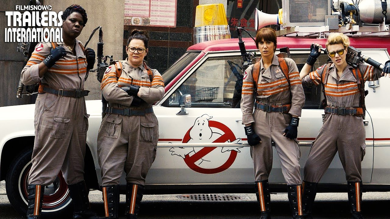 GHOSTBUSTERS makes its long awaited return | Official International Trailer [HD]