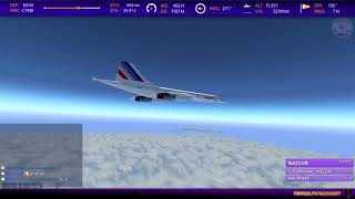 SpeedyStreem 25 May 2019 - Concorde