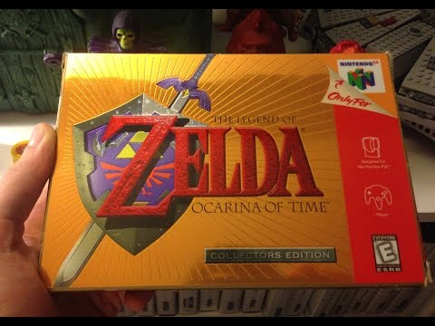 Zelda: Ocarina of Time Glitches for Nintendo 64 with Mike Matei
