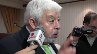 Entrevistas al Sr. Jaime Maussan, Post Conferencia en Lima el 11 de Julio 2017