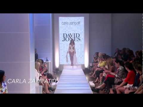 David Jones Spring Summer Fashion Launch 2012 Highlights