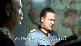 Hitler reacts to E-Commerce in India