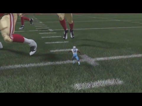 Smallest linebacker EVER?!