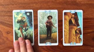 Daily Tarot Reading for 12 July 2017 | Gregory Scott Tarot