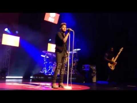 The Original High | Adam Lambert iHeart Radio Civic Theatre NZ 2015