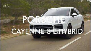 BEST Hybrid SUV in the WORLD Porsche Cayenne S E Hybrid