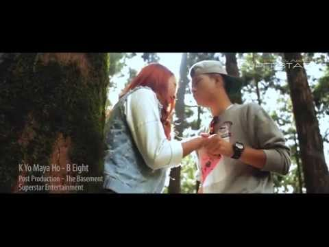 B-8eight - K Yo Maya Ho (official M v) Hd video