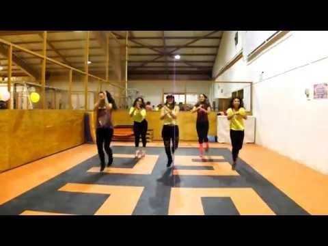 Baile entretenido UCSC Que viva la vida