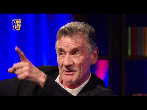 Michael Palin debates why we laugh and whether animals laugh...
