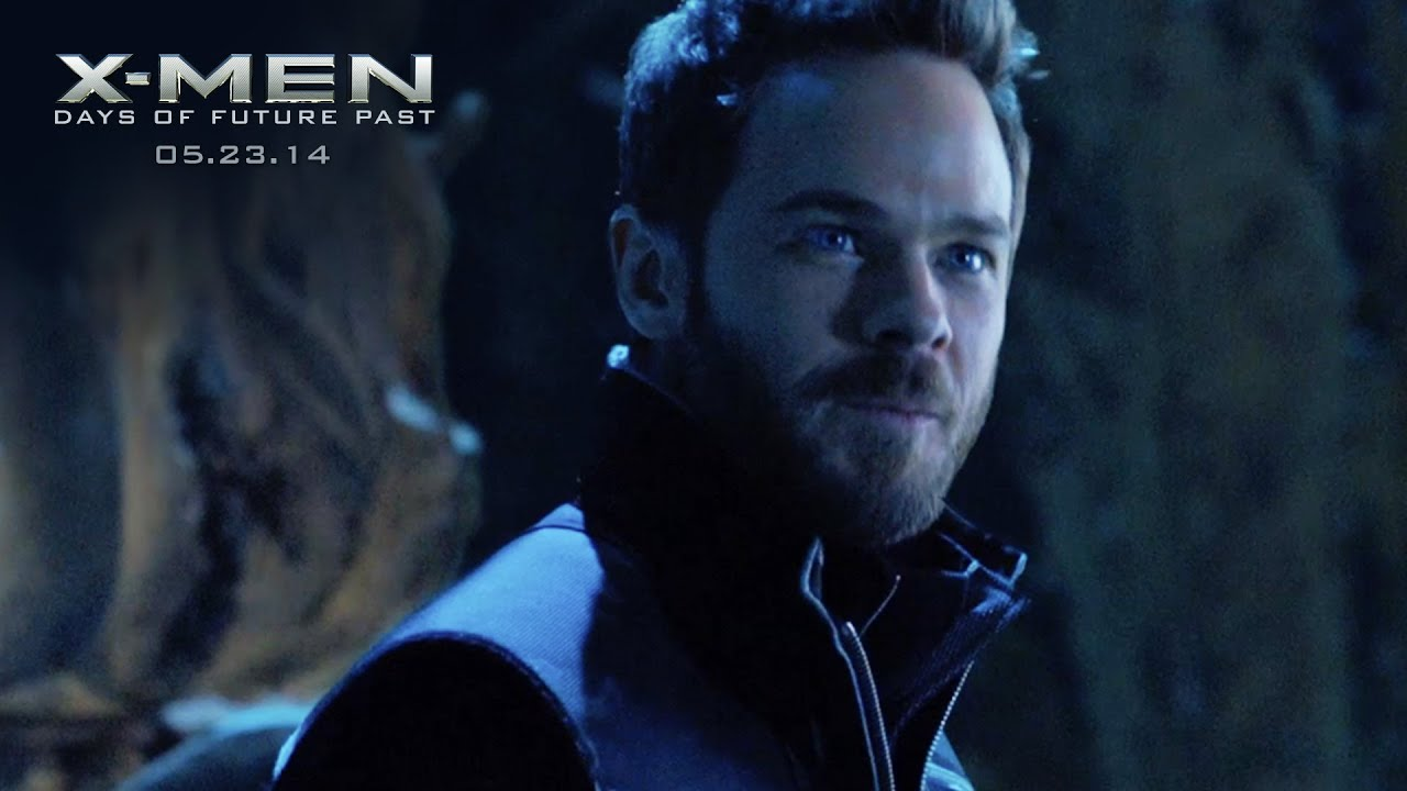 X Men Days Of Future Past Iceman X-Men: Days of Future ...