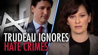 Trudeau silent following anti-Semitic hate crime in Toronto | Sheila Gunn Reid