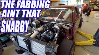 Project Twin Turbo V8 AWD S10 Chop Cut Replace? And Uncle Sam Update! Ep. 14