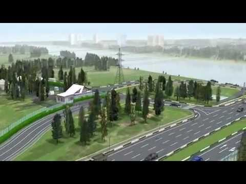 Реконструкция моста через р Волгу в г Твери (Мигалово)