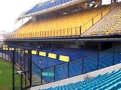 La Bombonera Tour - Estadio De Boca Juniors - Museo De Boca Juniors - Buenos Aires video