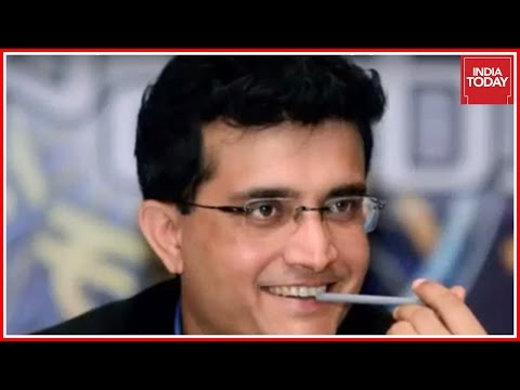 Take a look at some rare pictures of ace cricketer Sourav Ganguly