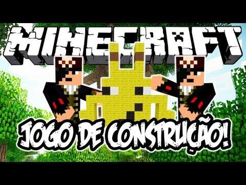 Jogo de Construção! - Minecraft (NOVO)