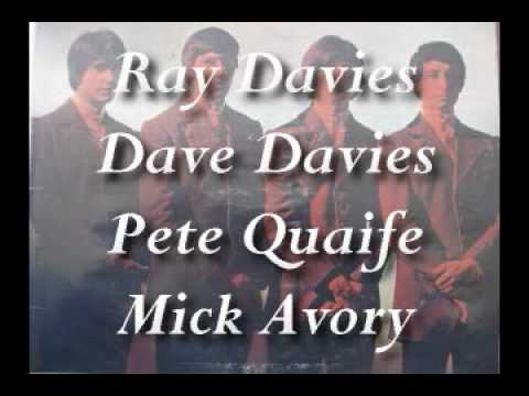 The Kinks (Dave Davies)-Love Me 'Til The Sun Shines (BBC Version)