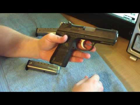 Ruger P95 Review.MOV