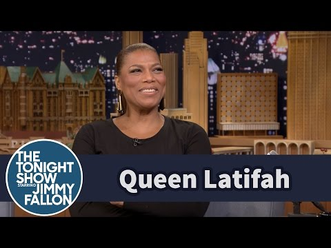 Queen Latifah Is The Wiz