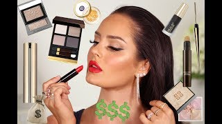 $1,400 WORTH OF MAKEUP! Applying All My High End Makeup! by : Chloe Morello