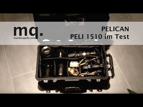 DEUTSCH: PELI Koffer 1510 Photo - Case