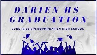 Darien High School Graduation - Class of 2019