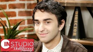 """'Hereditary' Star Alex Wolff on The """"Demanding"""" Nature of The Film 