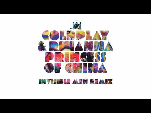 Coldplay & Rihanna - Princess Of China (invisible Men Remix) video