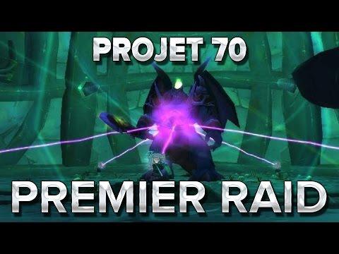 Projet 70 #5 : Premier Raid
