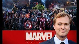 Christopher Nolan Talks About MCU & Matt Reeves