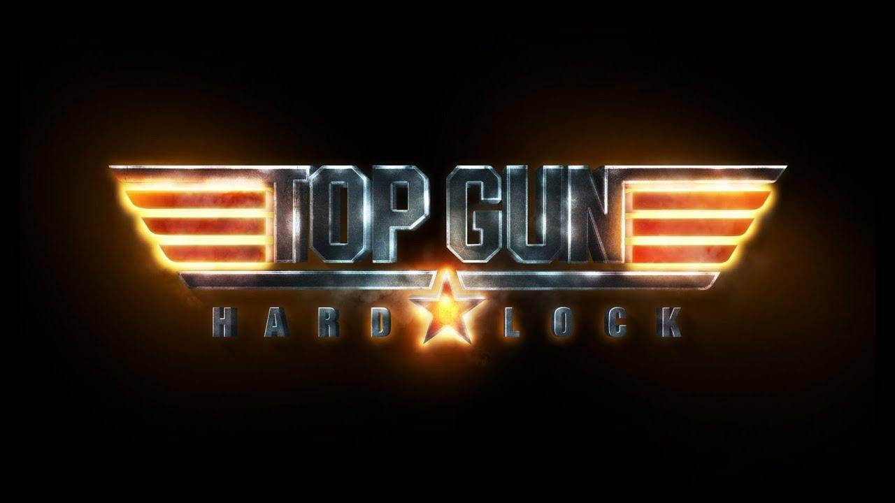 Top Gun Logos Top Gun Hard Lock en Español