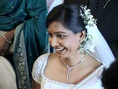 Sinhala Song using ina Sri Lankan Wedding
