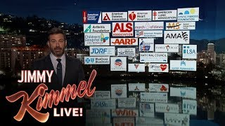 Round 3 of Jimmy Kimmel's Health Care Battle by : Jimmy Kimmel Live