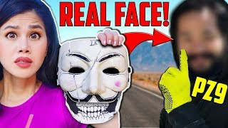 PZ9 MELVIN FACE REVEAL! Exposing REAL Identity For CHAD WILD CLAY, VY QWAINT, CWC SPY NINJAS