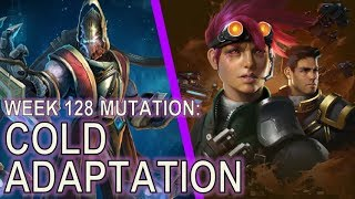 Starcraft II: Cold Adaptation [Towers and Repair]