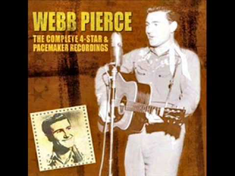 Webb Pierce - Heebie Jeebie Blues