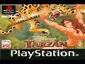 لعب طويل : تختيم لعبة طرزان - Long Play : Disneys Tarzan