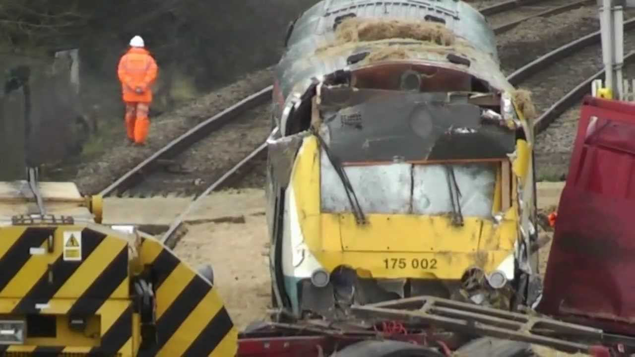 Your Car Crashes With Trains