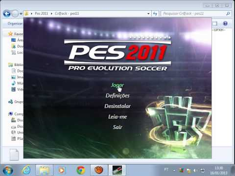 Como instalar o Pes 2011 de 2 cds no seu pc