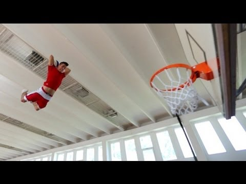 Slam Dunk Supertramp Style - Faceteam Basketball video