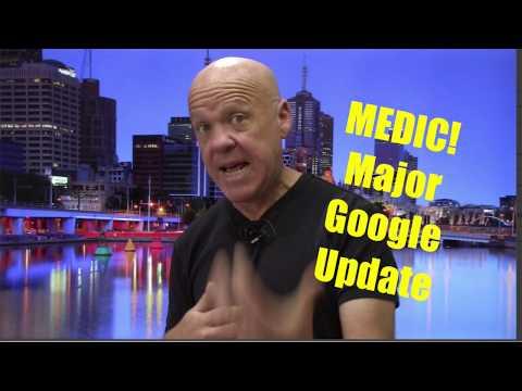 Google Core Update - Medic!