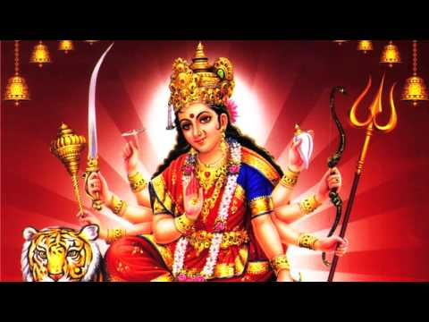 Durga Maa Aarti - Jai Ambe Gauri By Anuradha Paudwal video