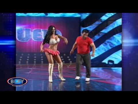 BCPy 2012 - Duelo Cumbia Nacional: Rossana Barrios y Trocito Franco