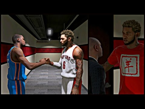 NBA 2K15 MyCAREER Playoffs - S2 FinalsG5 | Kevin Durant And Cam Become Friends ! Possible Team Up ?