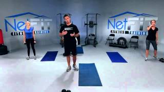 NetFit.tv Muscle Sculpt Full Body 6