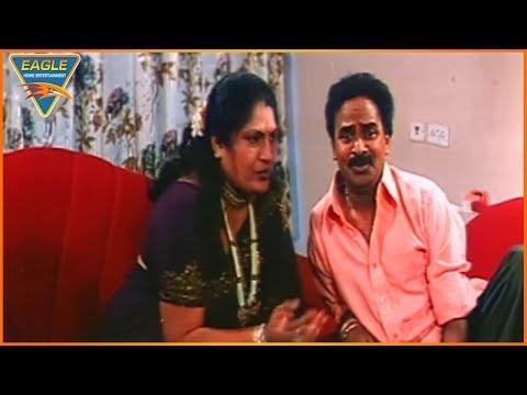 Antim Ladai Hindi Dubbed Movie || Venu Madhav Funny Comedy Scene || Eagle Entertainment Official