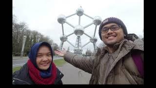 Euro Trip Vlog 22 Dec 2017 - 29 Dec 2017