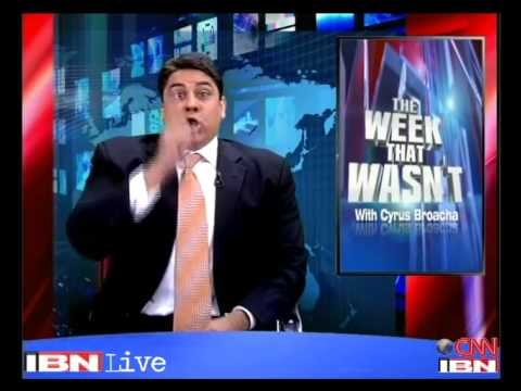 TWTW: Cyrus takes on Rahul Gandhi over his first TV interview